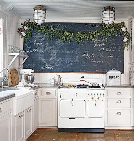 Cocina vintage claves para conseguir el look decoratualma for Muebles cocina vintage