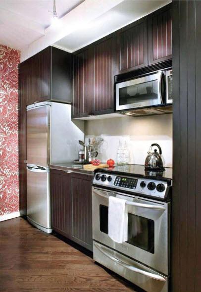 Peque os espacios grandes ideas decoratualma for Cocinas en espacios chicos