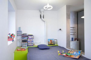 apart05 Tamka Apartment, a Cheerful and Playful Living Space