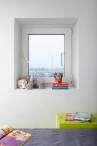 apart08 Tamka Apartment, a Cheerful and Playful Living Space