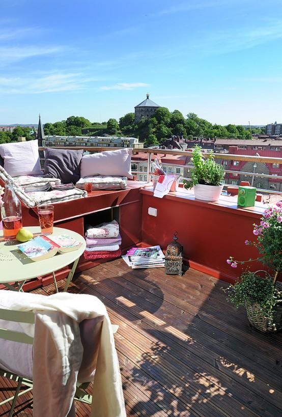 10 metros cuadrados de terraza gloriosos decoratualma