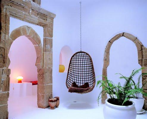 Hamacas y sillas colgantes decoratualma for Hamacas leroy merlin