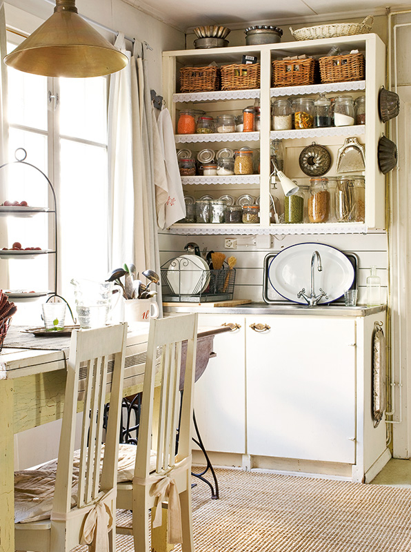 Cocinas con encanto decoratualma for Blog cocina wordpress