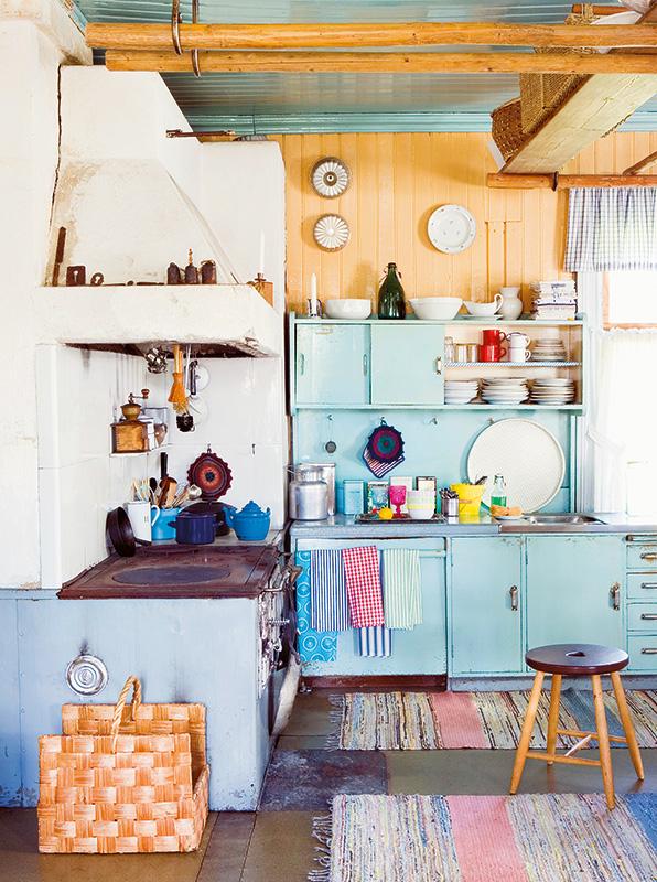 Cocinas con encanto decoratualma for Cocinas con encanto