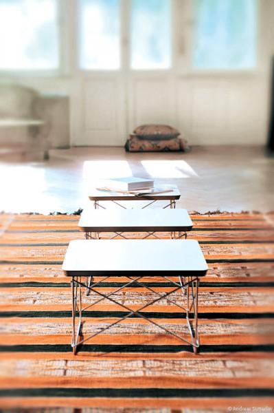 La alfombra de aladdin decoratualma for Eames tisch replica
