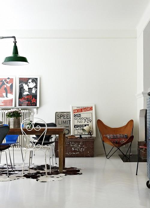 Ultima Tendencia N Rdico Industrial Y Vintage Decoratualma