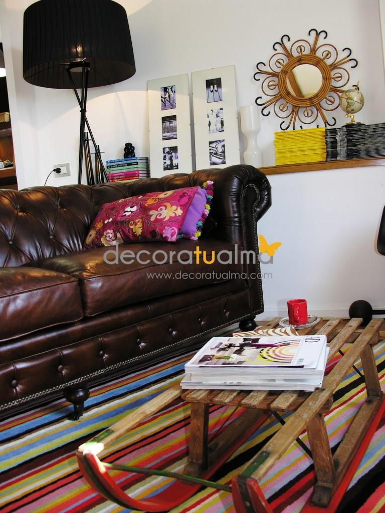 Mi salón: un trocito de mi - Decoratualma