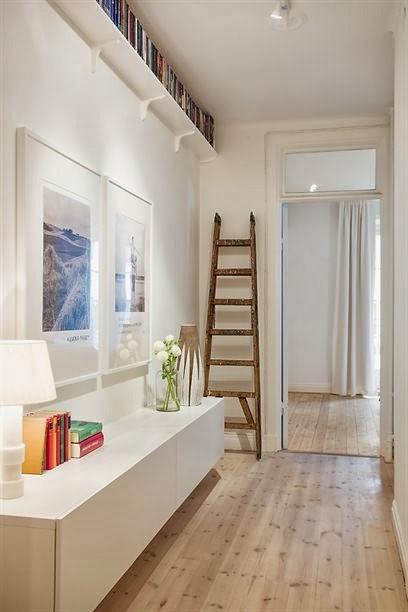 Una escalera, mil usos! - Decoratualma