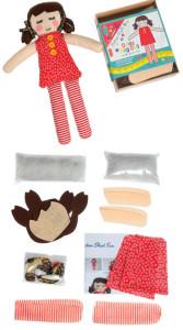 Set de manualidades muñeca - Decoratualma DTA