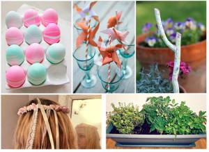 Propuestas #DIY de @fdefifi para esta primavera, ¡manos a la obra!http://decoratualma.blogspot.com.es/2014/04/manualidades-para-hacer-con-los-ninos.html#DTA #Decoratualma