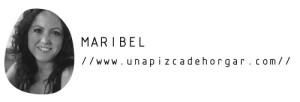 El blog de Una pizca de hogar - Maribel