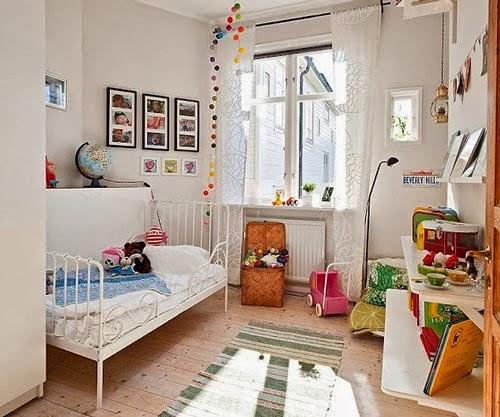 Ideas Feng para un dormitorio infantil Decoratualma