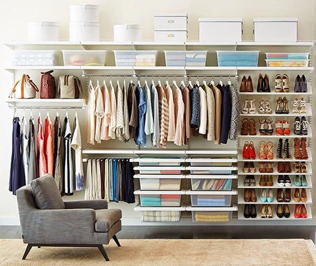 Empieza el curso tu casa te ayuda decoratualma - Organizacion de armarios ...