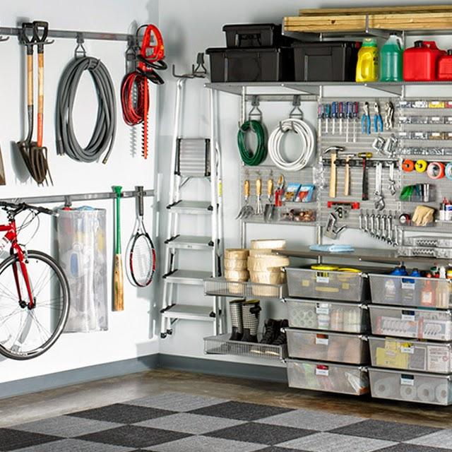 Empieza el curso tu casa te ayuda decoratualma for Garajes organizados