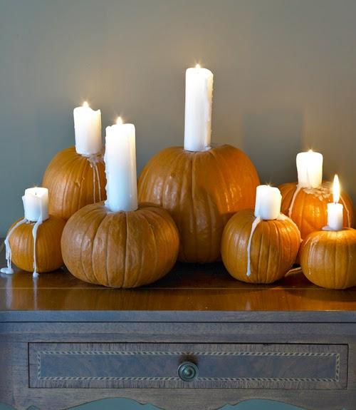 Decorar con calabazas este Halloween