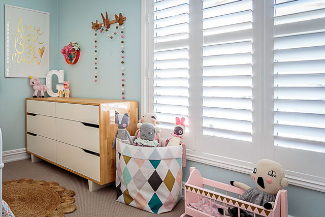 La habitaci n infantil ni o o ni a decoratualma - Habitacion infantil nina ...