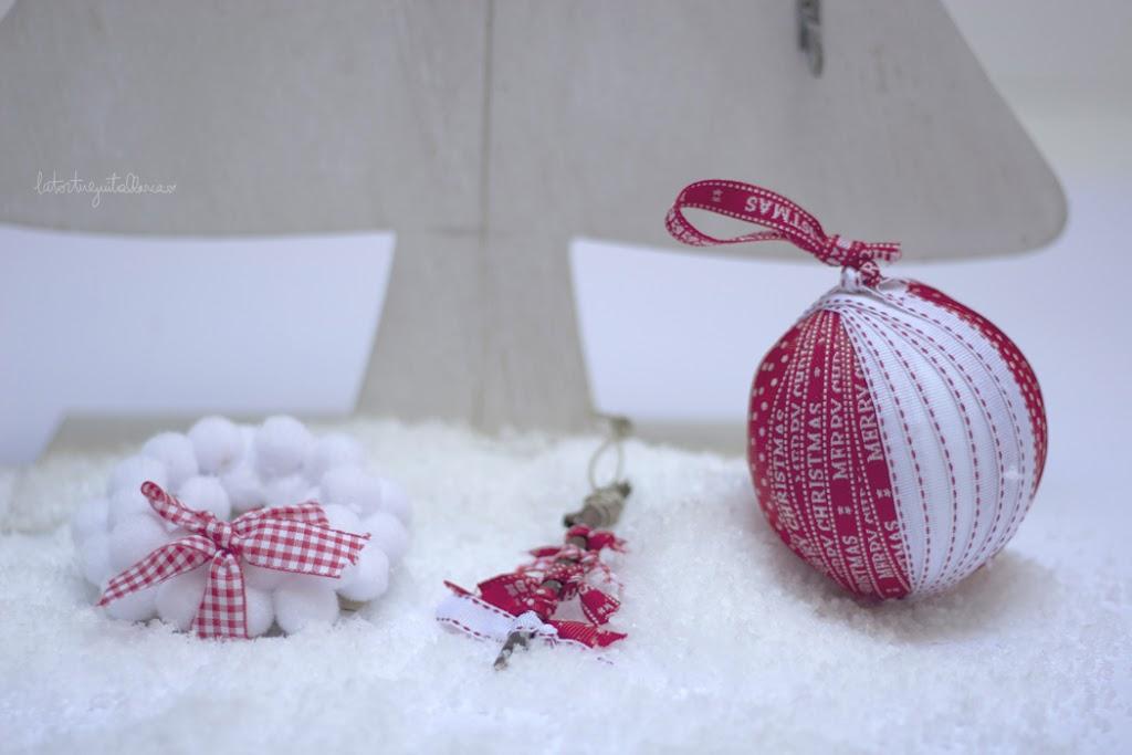 Adornos navideños handmade