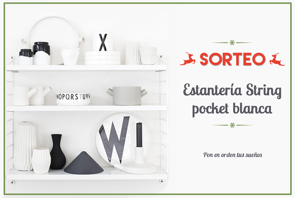 Sorteo: String Pocket!