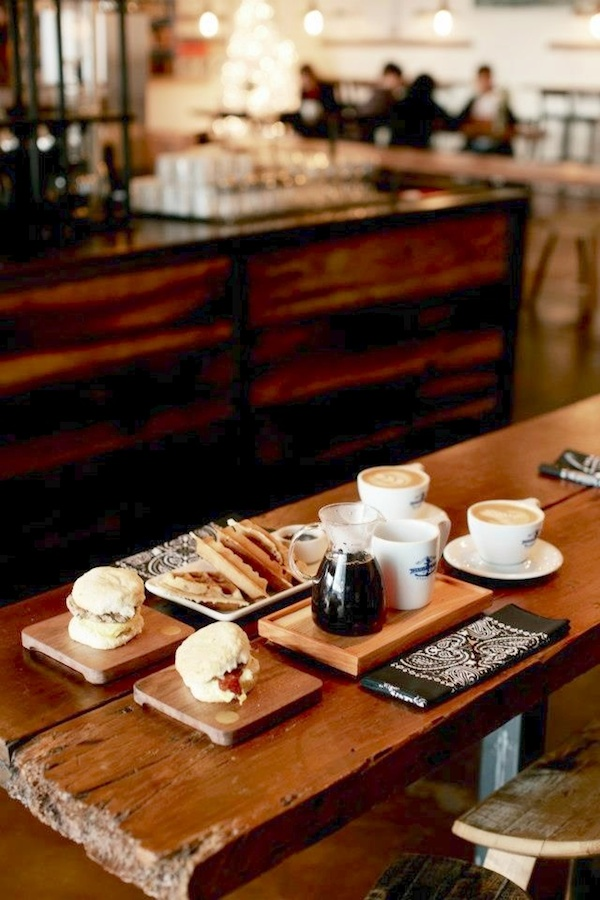 how to set up a cafe business