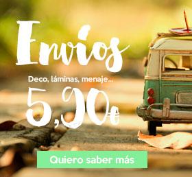 Banner_Envíos tarifa plana con Decoratualma - Envio barato transporte