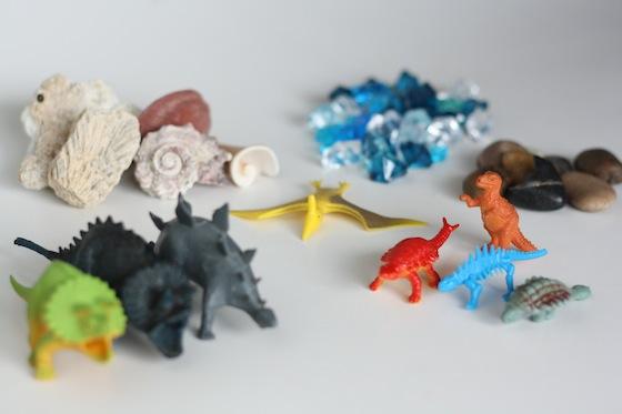 Jugando a ser paleontólogos2