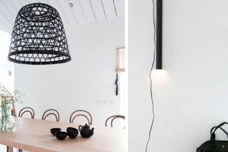 Dos lámparas DIY sencillas y muy resultonas DECORATUALMA DTA