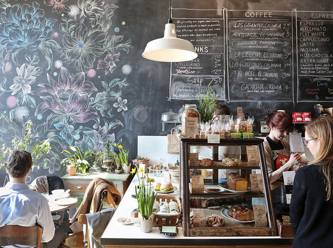 Cafeter as del mundo decoratualma - Trendy home decor stores plan ...