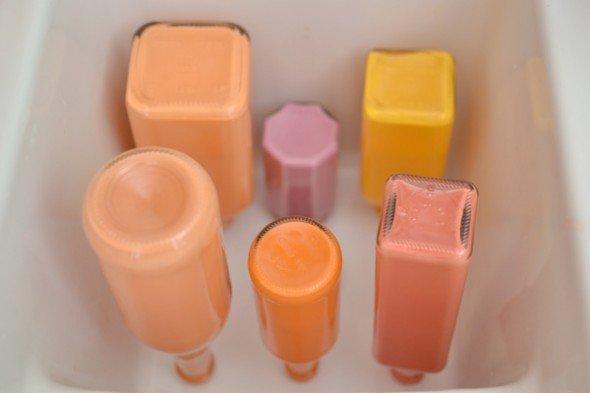 Jarrones DIY manualidades decoratualma reciclaje reciclar DTA jarron florero macetero maceta 1
