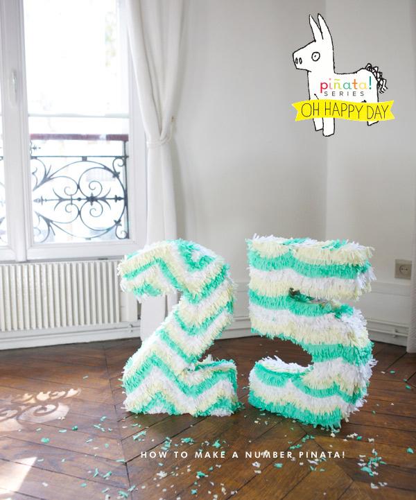 diy piñata número1
