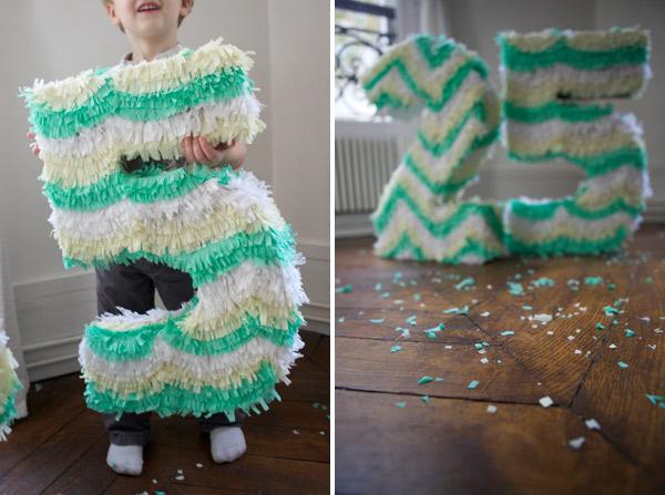 diy piñata número4