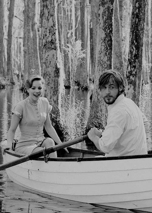 Diario de Noa en el lago con la barca