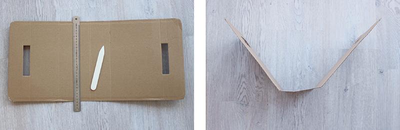 DIY cestos de carton2