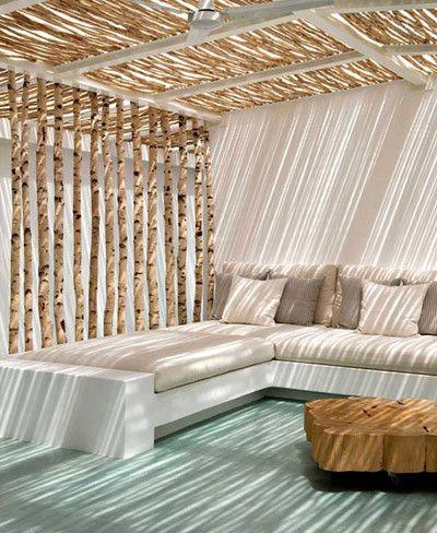 terraza,ramas,techo