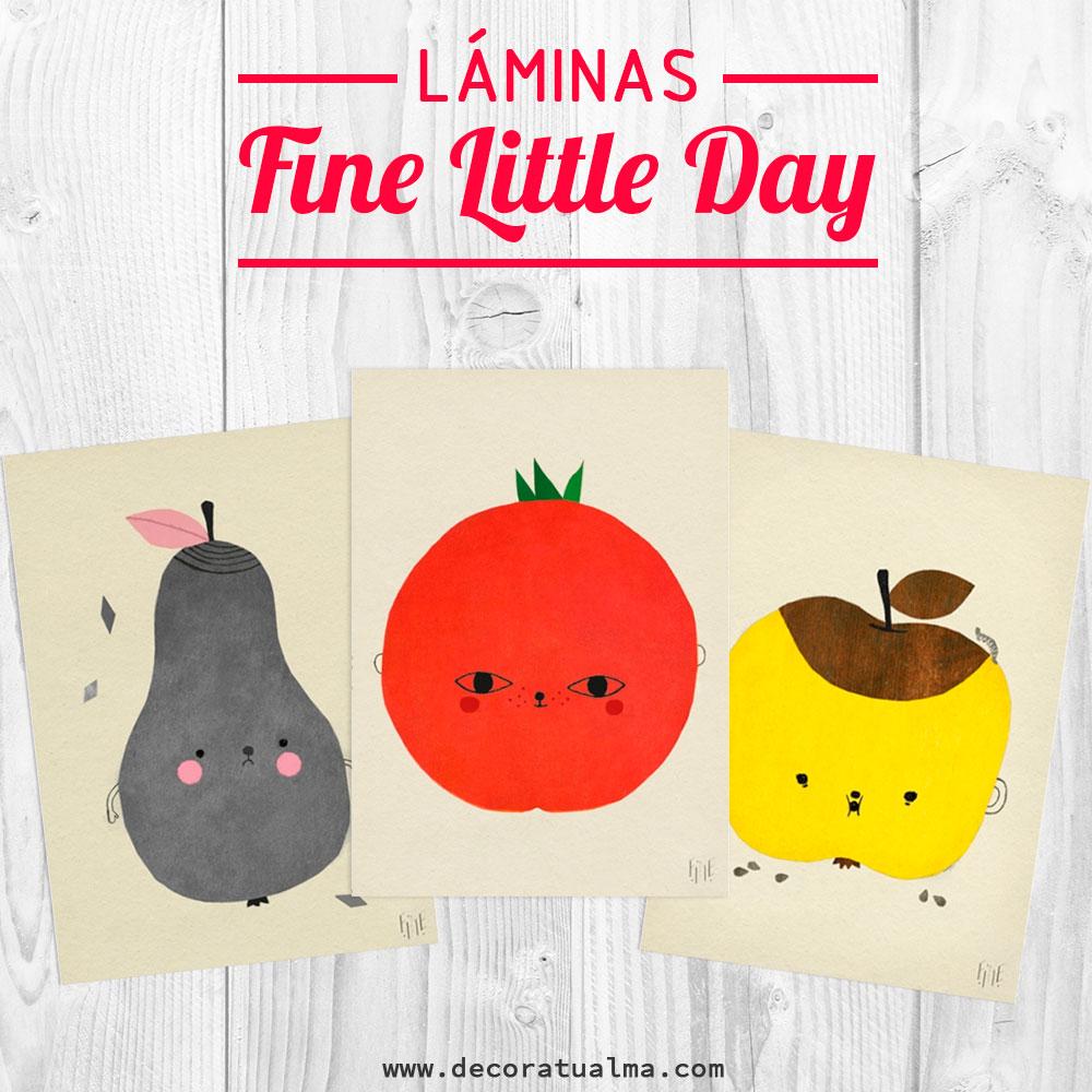 Rebajas Decoratualma Láminas de Fine Little DAY - DTA