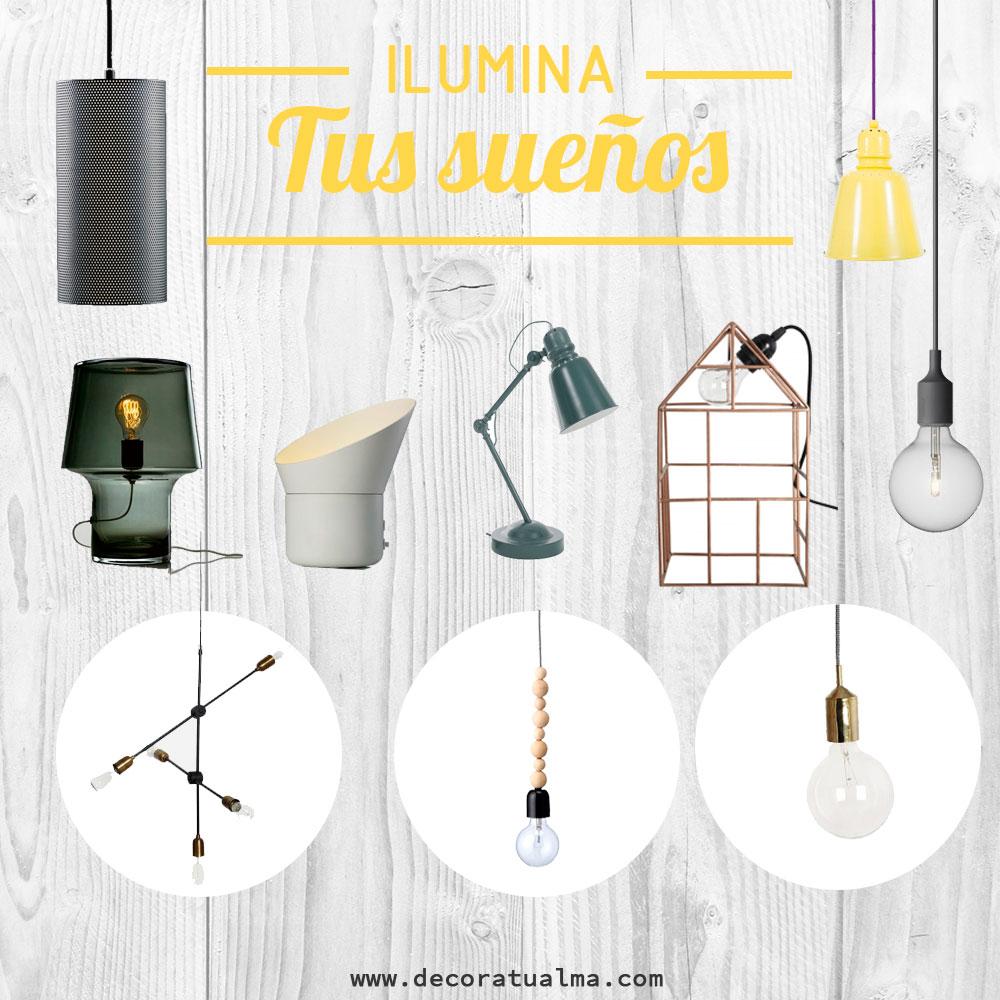 Rebajas en decoratualma.com decoratualma iluminacion con descuento DTA
