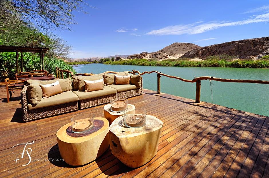terraza, parket,lago,vistas,sofas,madera
