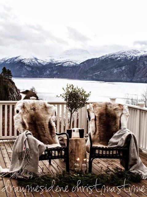 terraza,vistas,lago,montaña,madera,sillas