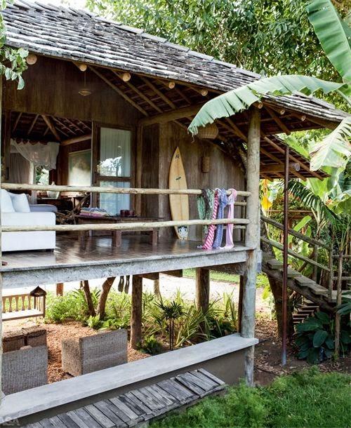 cabaña,madera,tabla,surf