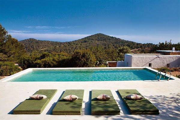 piscina,vistas,amacas