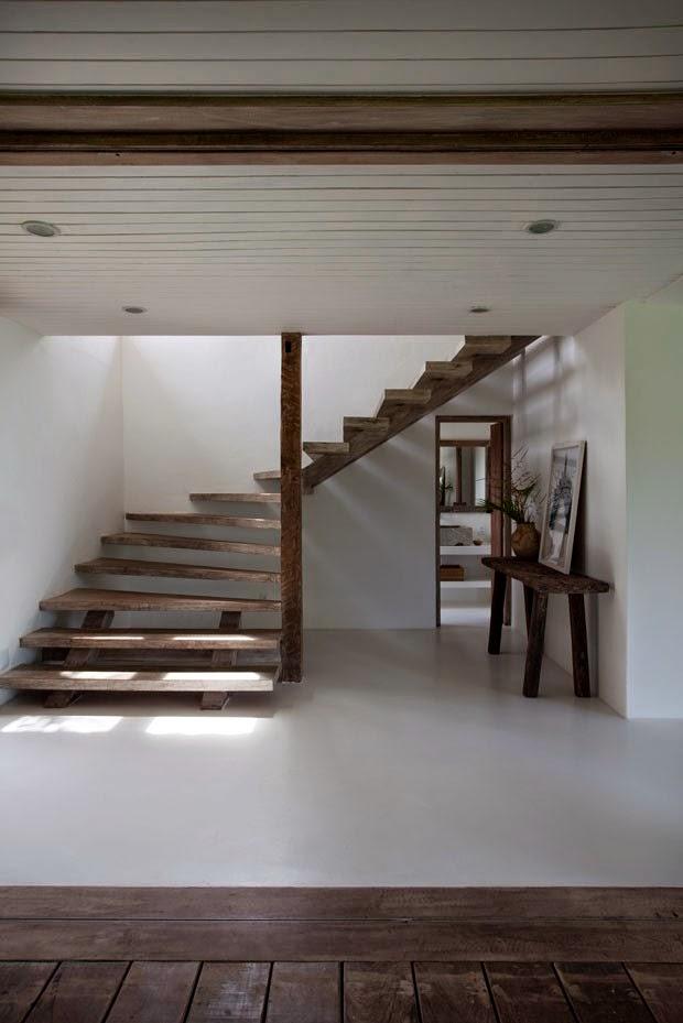 escalera,madera