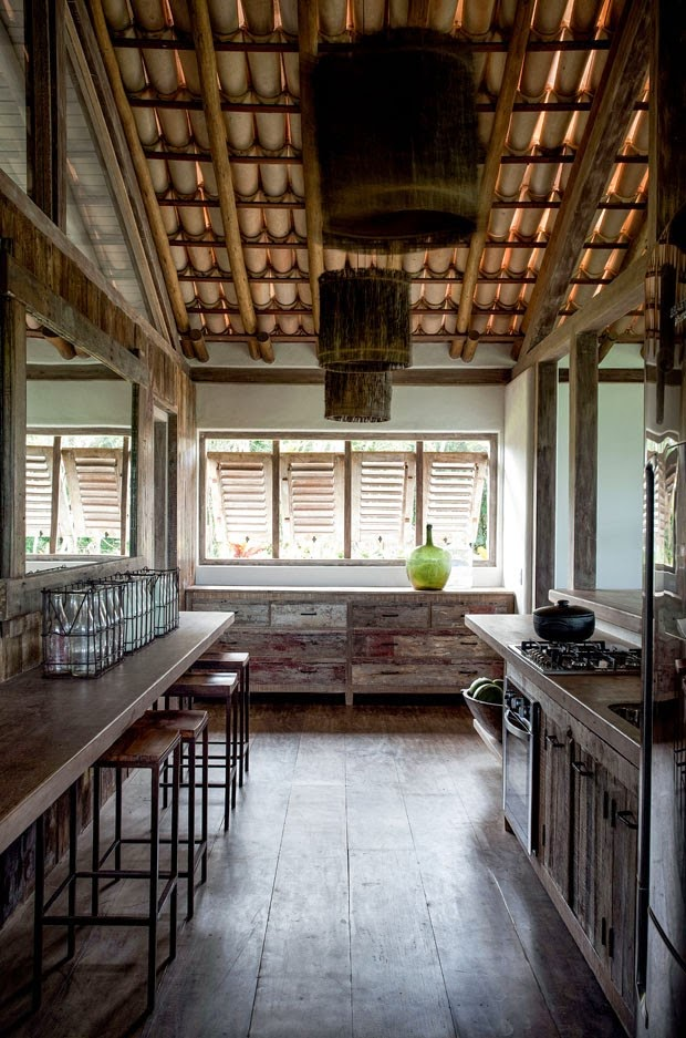 cocina,madera,casa