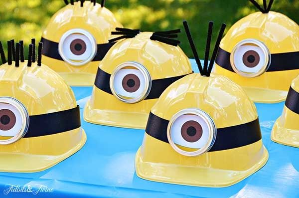 casco,minion,