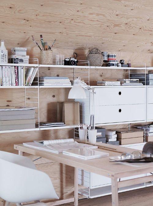espacio de trabajo de string decoratualma