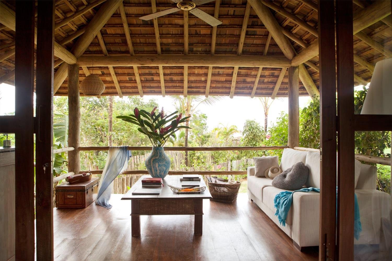 casa,madera,salón