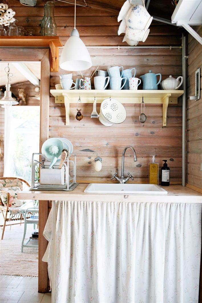 4 cocina bohemio decoratualma vacaciones casa playa