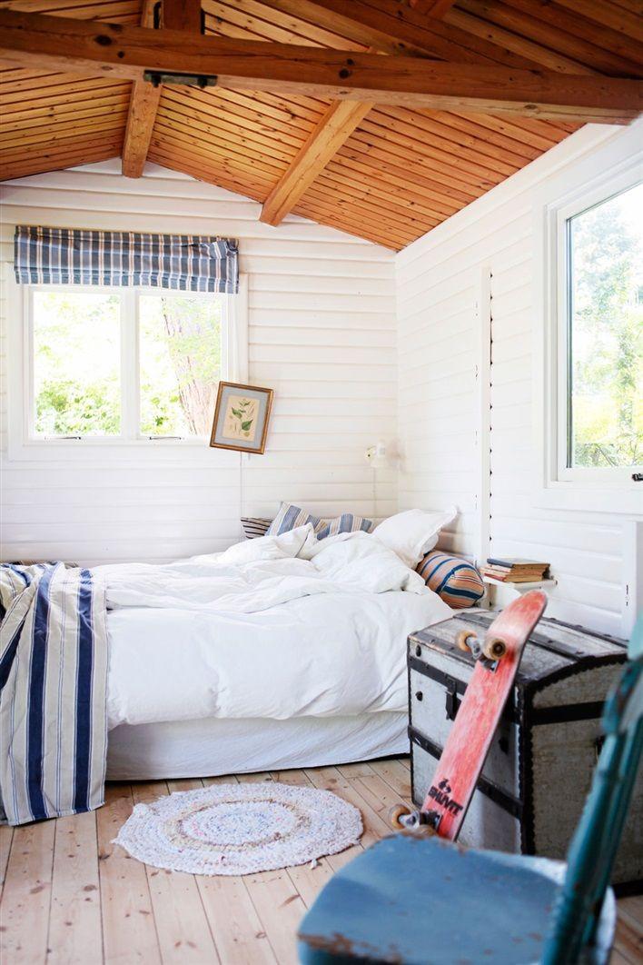 6 dormitorio decoratuama vacaciones en septiembre cama