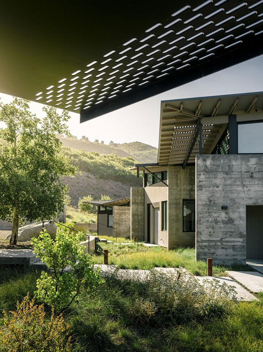 casa,verde,naturaleza,árboles,cemento