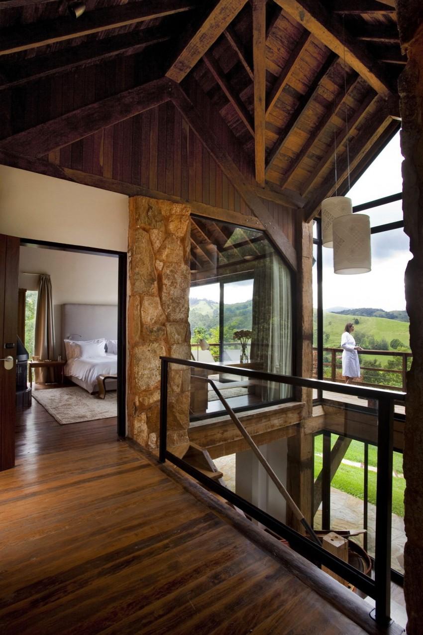 13 dormitorio casa campo montaña decoratualma dta habitacion lujo arquitectura