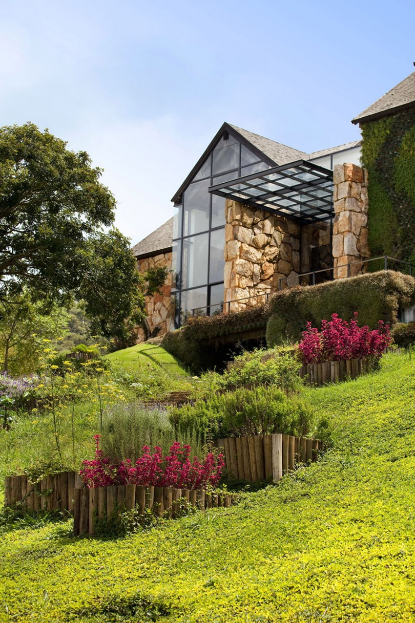 2 exterior detalle casa de cristal joya arquitectura decoratualma dta