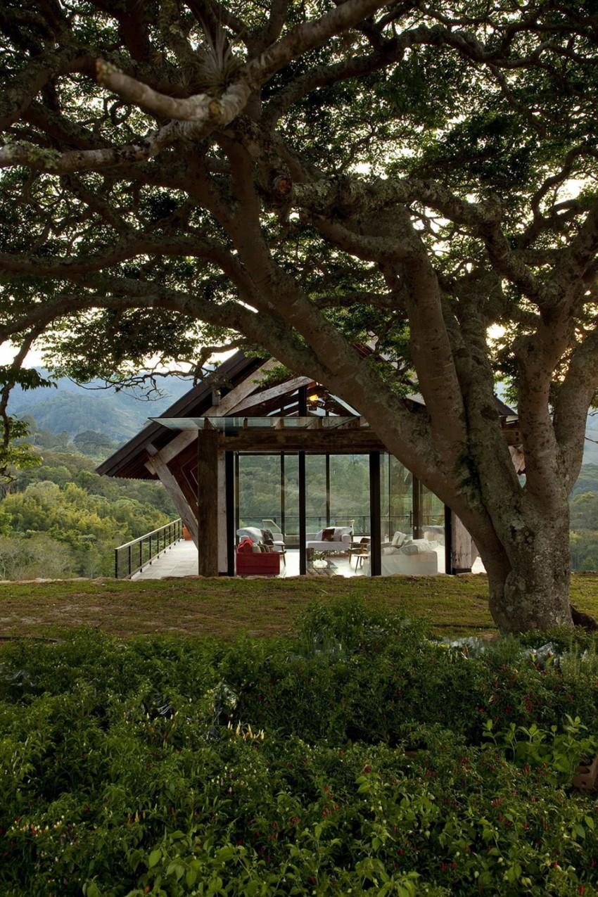 3 exterior casa de cristal joya arquitectura parte superior decoratualma DTA